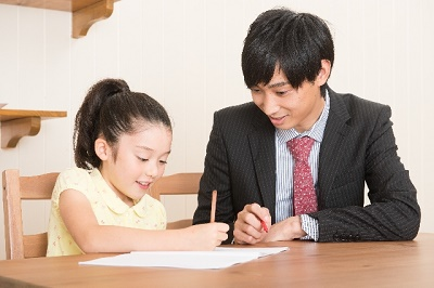 家庭教師-個人契約