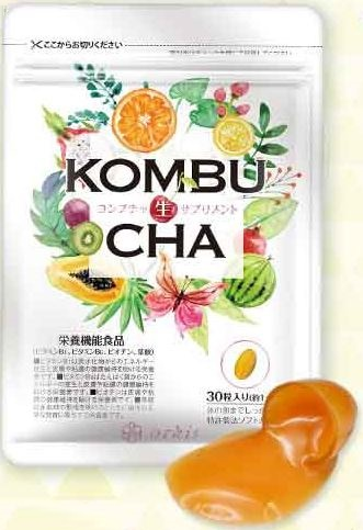 kombucha生サプリ