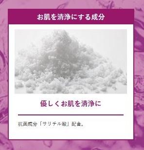 カダソン_清浄成分